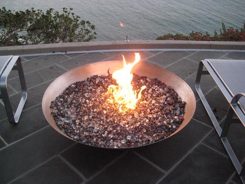 Malibu Residence: Fire Bowl