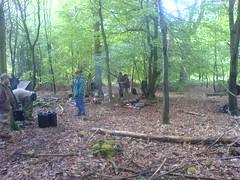 Camp (g6sfp) Tags: woodland ways buschcraft