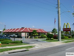 McDonald's Cocoa Beach 3920 North Atlantic Boulevard (USA)
