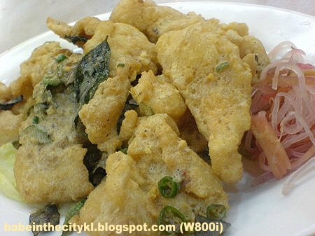 FHS - salted egg yolk fish slices RM15