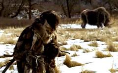 18 neanderthal 1 sees wooly rhino