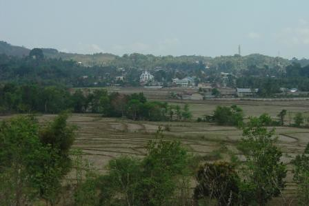 view of Waikabubak