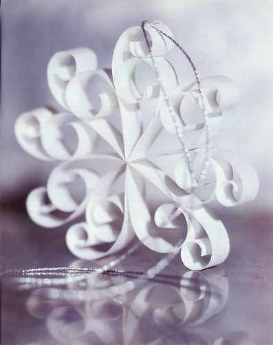 quilled snowflake ornament msl
