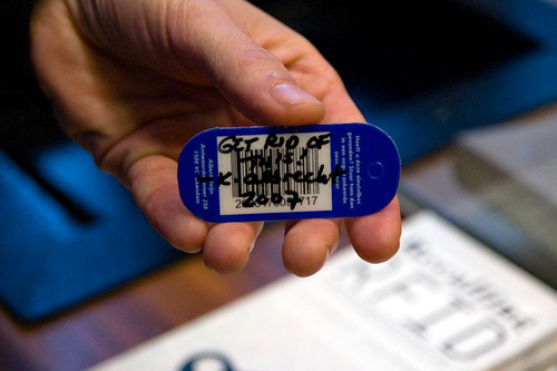 Recalling RFID