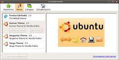 Temes Ubuntu Firefox