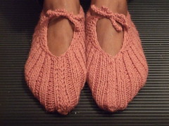 Subway slippers 1