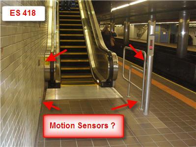 ES418 - Motion Sensors