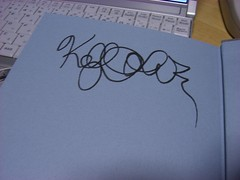 signature of Kelly Link