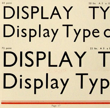 Questioning Gill Sans – Typographica