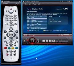 UPC Slingbox remote
