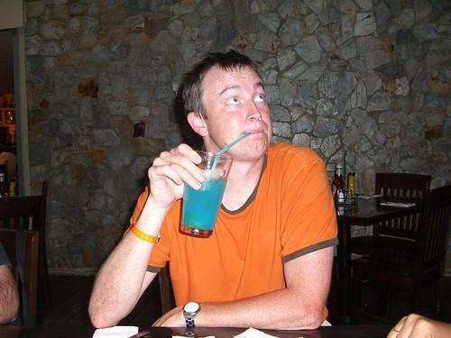 Masculine Drink