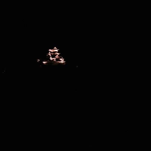 【写真】Illuminated Himeji Castle @ Himeji