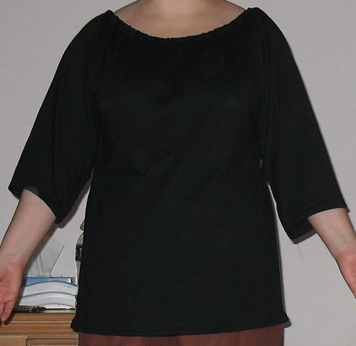 New shirt - after