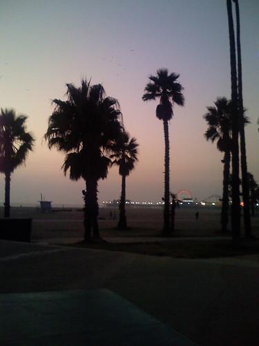 Santa Monica!