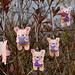 Piggy ornaments