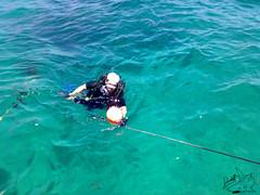 The Indian Ocean made me feel tired (divingoff) Tags: ocean sea thailand island indian diving raya saleh divingoff