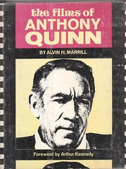 The Films of Anthony Quinn (hytam2) Tags: movie books quinn anthony anthonyquinn arthurkennedy thefilmsofanthonyquinn