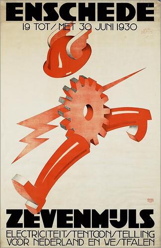 Enschede 1930-1931