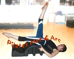 Pilates Mat & Arc