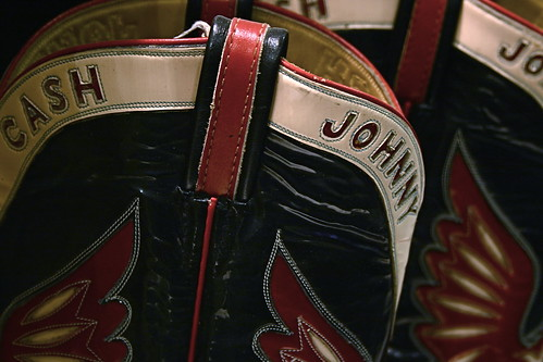 Johnny Cash's Boots