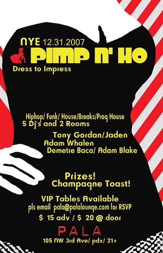 Pimp n Ho, Pala, 105 NW 3rd Ave, Portland, OR 97209