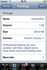 camerapro for iphone
