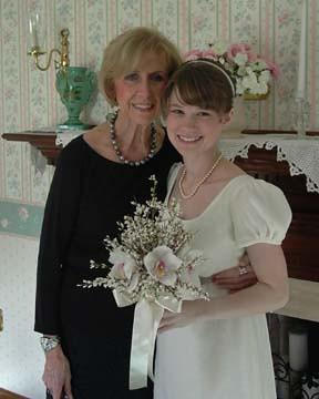Grandmom and I