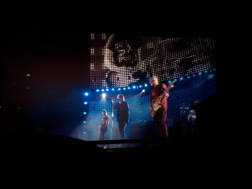 U2 película en 3D