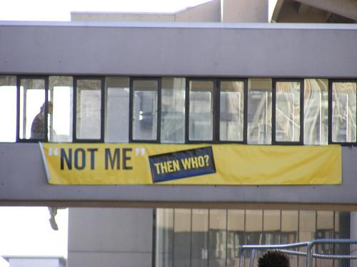 Not me en los edificios 2ª parte