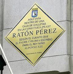 2260545668 a5b5404ec5 m ¿Conoceis la casa del Ratoncito Pérez en Madrid? ¿Quereis conocer su verdadera Historia?