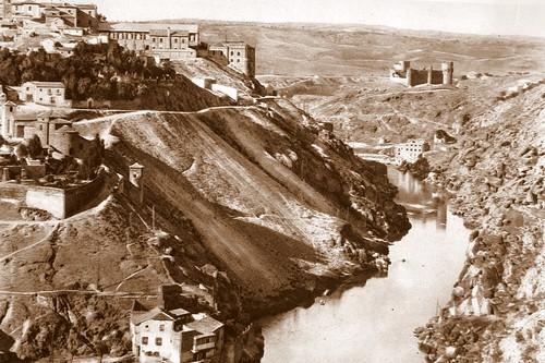 Castillo de San Servando y Torno del Tajo