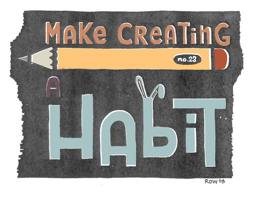 make creating a habit by define23