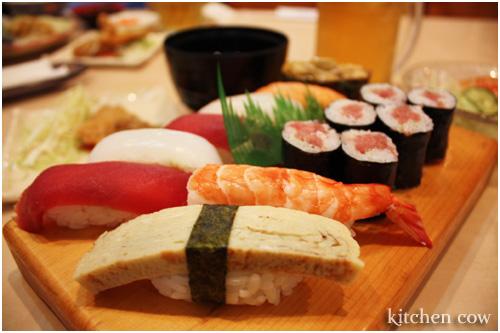 Kikufuji - Sushi