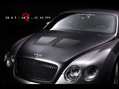 2008 ASI Bentley GT Speed