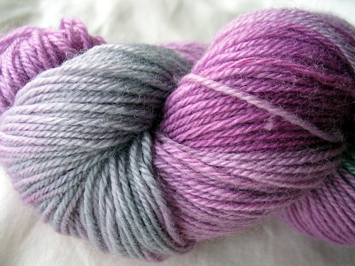 C*EYE*ber Fiber sock yarn