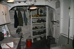 USS Kidd Museum (RNRobert) Tags: museum louisiana destroyer batonrouge kidd warship fletcherclass dd661