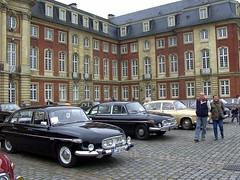 Tatras 603 (Davydutchy) Tags: auto car classiccar oldtimer veteran münster münsterland tatra trd t87 klassiker t600 t613 tatraplan t603 t75 t57