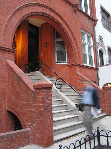 Brick Townhouse, UWS