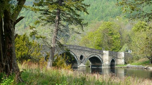 Bridge near Kenmore - Loch Tay - Scottish Highlands