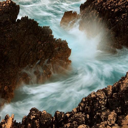 ocean motion by H o g n e.