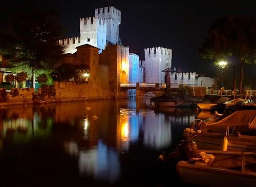 Castello di Sirmione da motumboe.