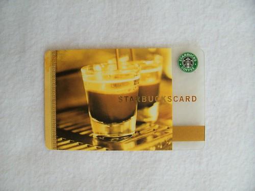 Gold Starbucks Bracelets, Before