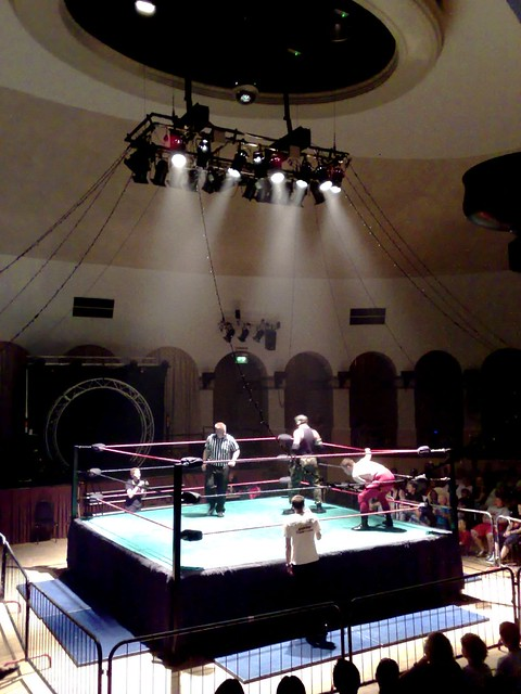The Wrestling Ring