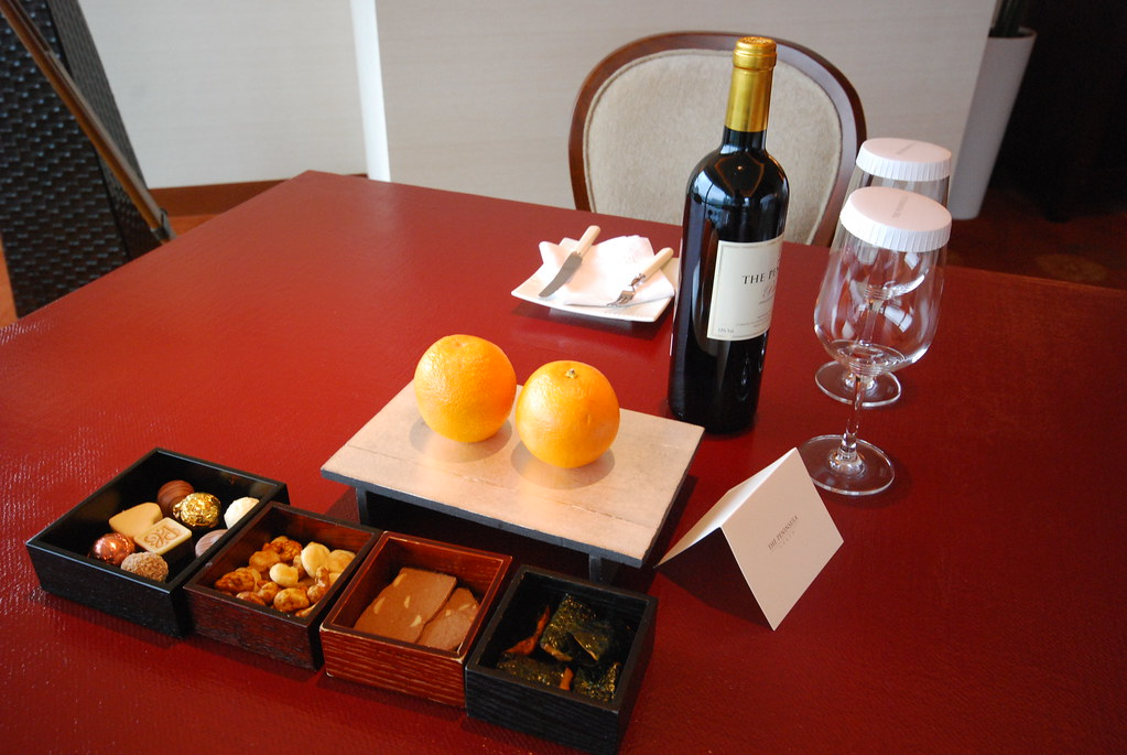 Welcome Amenities provided by Hotel