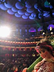 GAM Day 049 Clown - Cirque du Soleil (gamulryan) Tags: clown royalalberthall cirquedusoleil