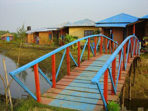 নীল দিগন্তে রিসোর্ট