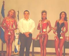 ganandoras body fitness y presidente federación