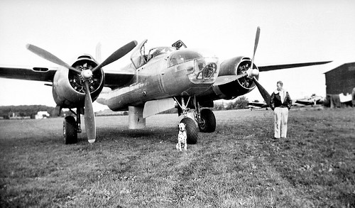 Twin Engine US air force