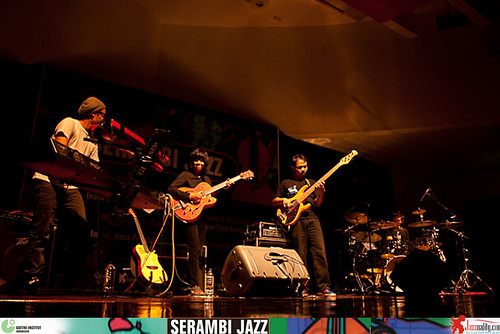 Serambi Jazz - Zarro - Indro (13)