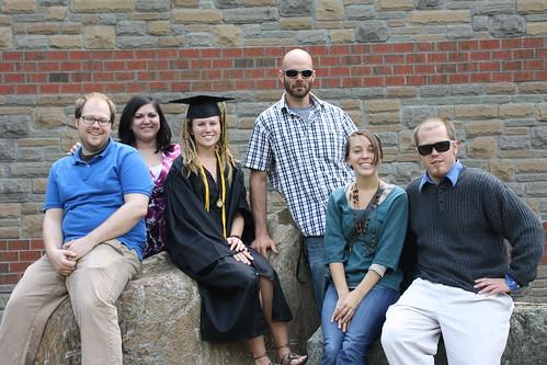 Maura's Graduation 5-7-2011